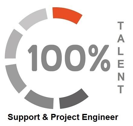 """Vacature voor een Support & Project engineer bij een ambitieus """"no nonsense"""" bedrijf dat wereldwijd opereert."""