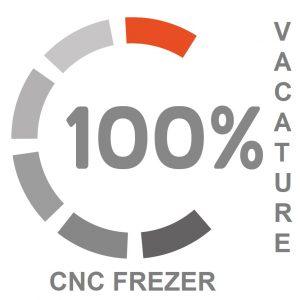 Vacature voor een CNC Frezer
