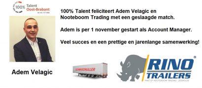 Mooie match voor de vacature van Account Manager bij Nooteboom Trading