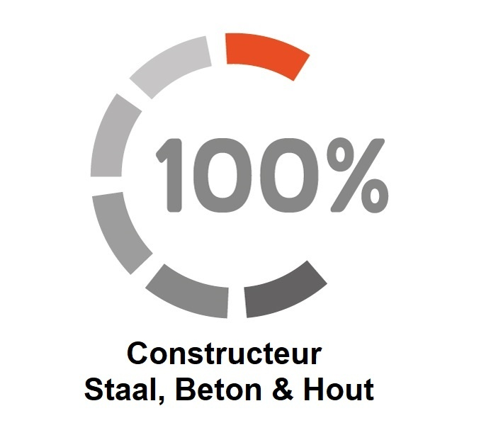 Vacature voor Constructeur Staal, Beton & Hout ten zuiden van Eindhoven