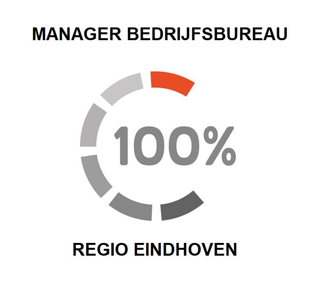 Vacature voor een manager bedrijfsbureau in de regio eindhoven