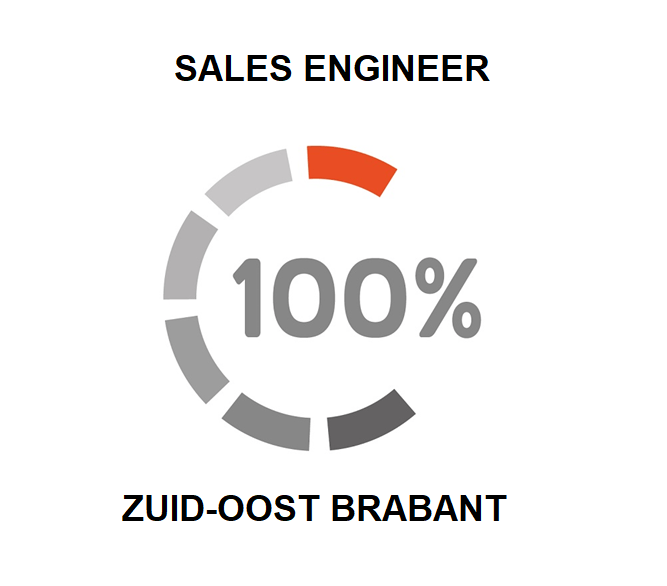 vacature voor een Sales engineer in Someren