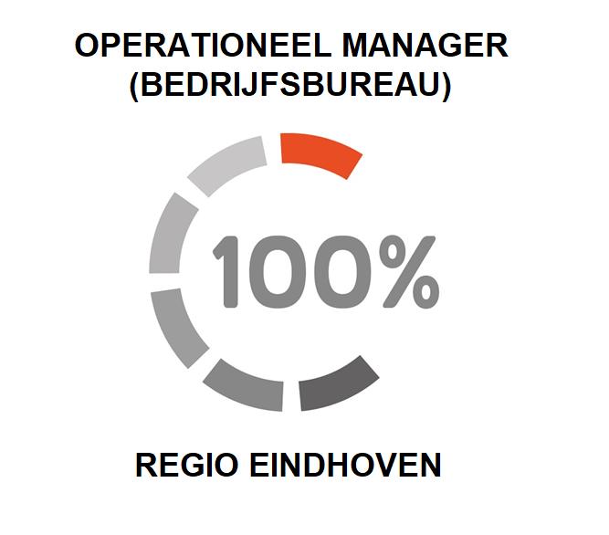 vacature voor een operationeel manger bedrijfsbureau