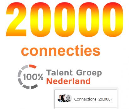 een groot netwerk is van belang om het beste Talent te kunnen zoeken, vinden en matchen