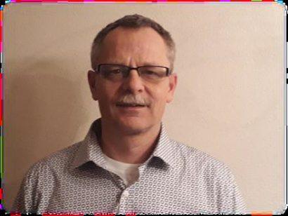 Productie manager Martijn van der Welle bij de Rooy Slijpcentrum