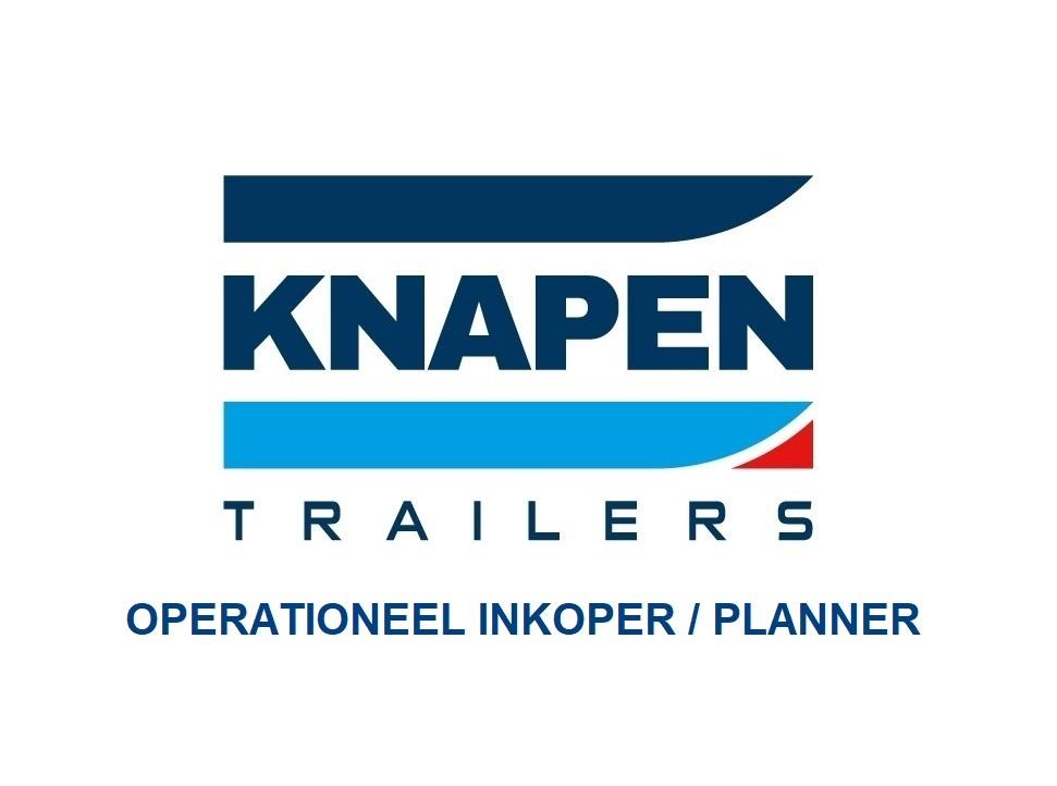 vacature voor een inkoper / planner bij Knapen Trailers