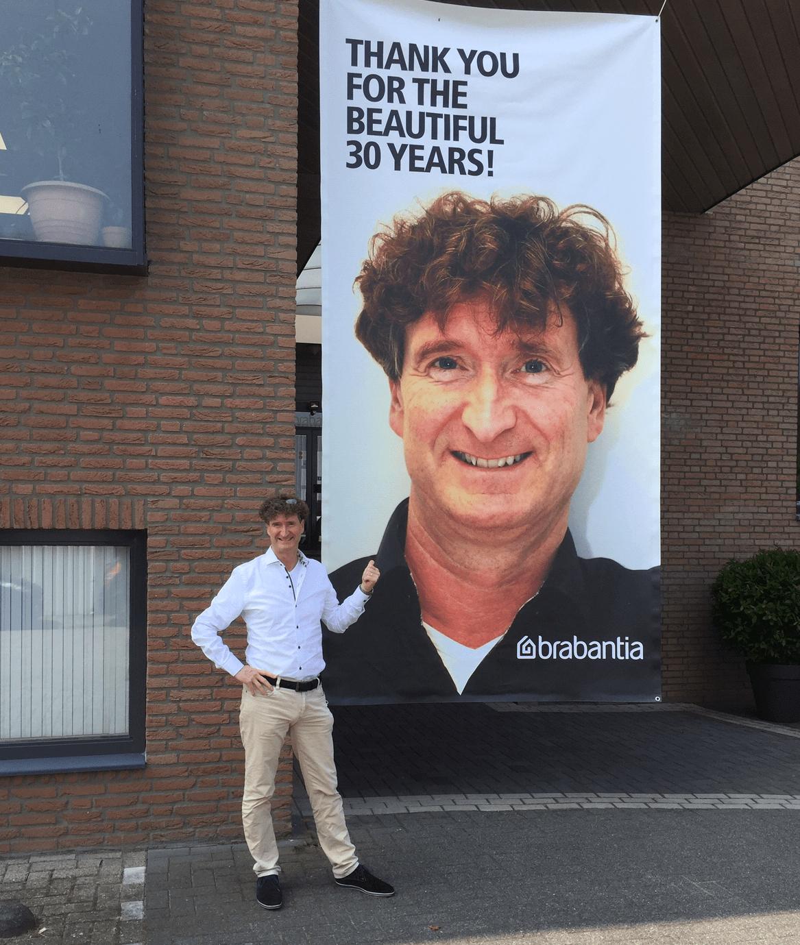nieuwe job als Manager Bedrijfsbureau voor Kees Beelen