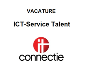 VACATURE voor een ICT-service Talent, netwerkbeheerder, systeembeheerder, werkplekbeheerder