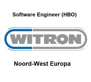 vacature voor een Software Engineer, internationaal