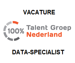 VACATURE voor data-analist, data specialist