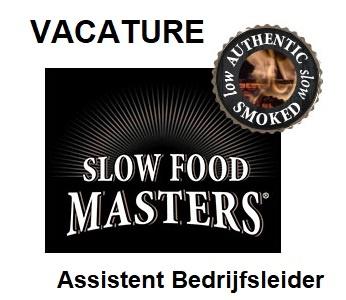Vacature voor een Assistent Bedrijfsleider - food