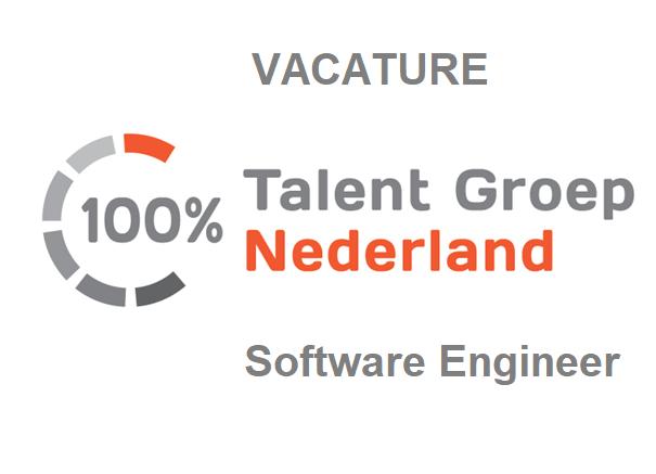Vacature voor een software engineer