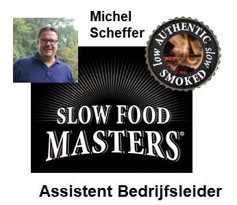 assistent bedrijfsleider Michel Scheffer