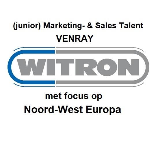 vacature voor een Marketing- en sales talent in Venray