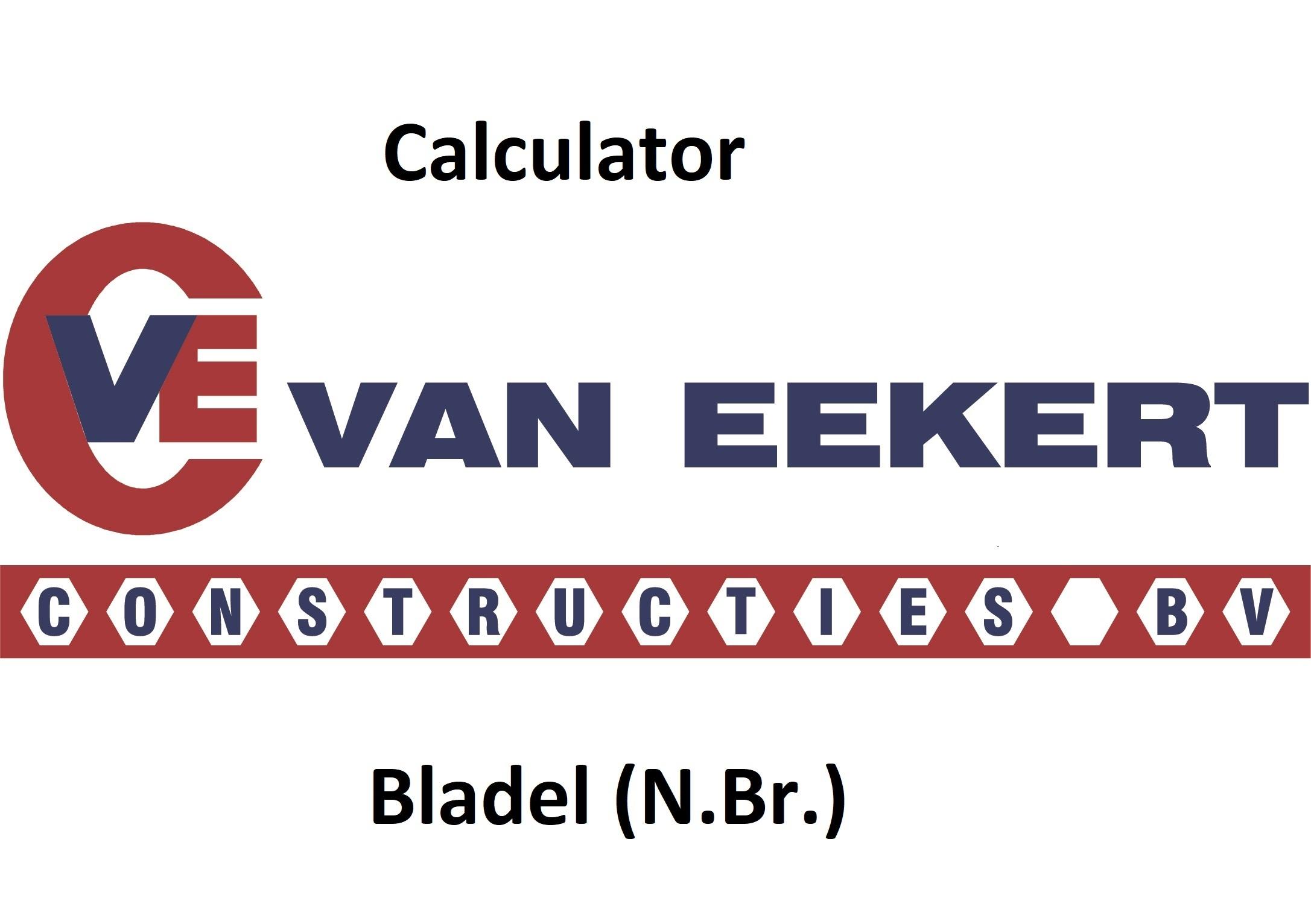 vacature voor een calculator staalconstructies in Bladel