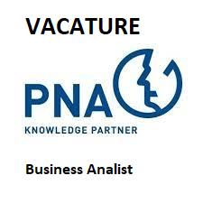 vacature voor een ervaren business analist