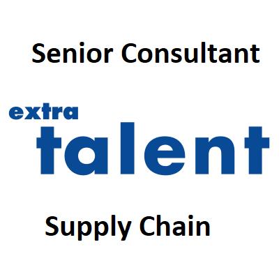 vacature voor een consultant / recruiter supply chain in eindhoven