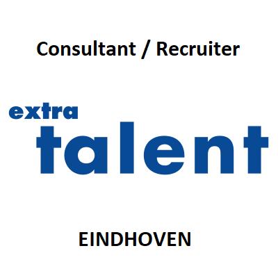 vacature voor een consultant-recruiter in Eindhoven