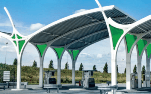 tankstation LNG Rolande